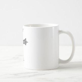 Tribal cross coffee mugs