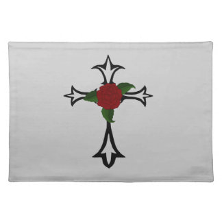 Tribal Cross Placemat