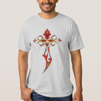 Tribal Cross Shirt