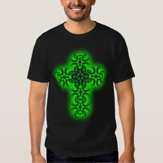 Tribal Cross T Shirt