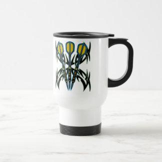 Tribal Darts Travel Mug