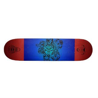 Tribal Death Skate Board Deck
