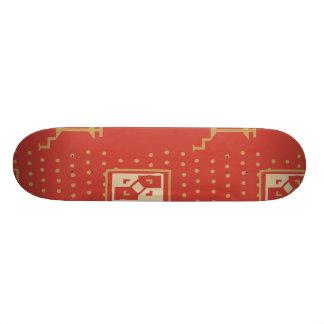 Tribal Decorative 2 Skateboard Deck