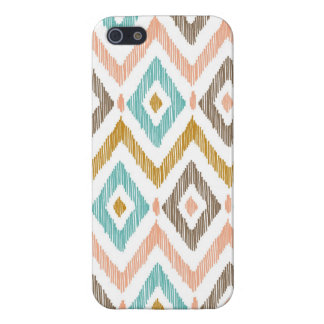 Tribal Diamond Ikat iPhone 5/5S Case