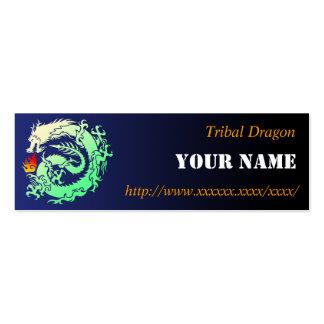 Tribal dragon ビジネスカード