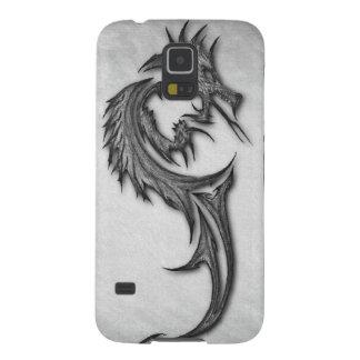 Tribal Dragon Galaxy S5 Case Design