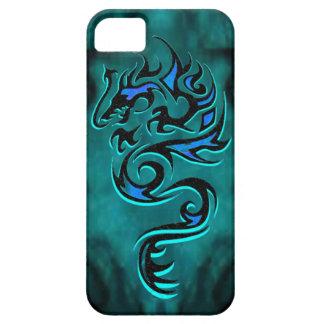 tribal dragon phone case