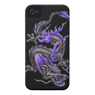 tribal dragon phone case tattoo Case-Mate iPhone 4 case