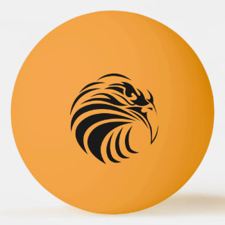 Tribal Eagle Glow In The Dark Ping Pong Ball