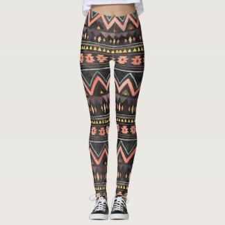 Tribal, Ethnic, Boho, Western, Native leggings