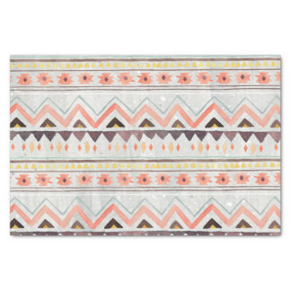 Tribal, Ethnic, Boho, Western, Native tissue paper