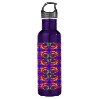 Tribal Fiery 710 Ml Water Bottle