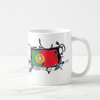 Tribal Flag Portugal Mug