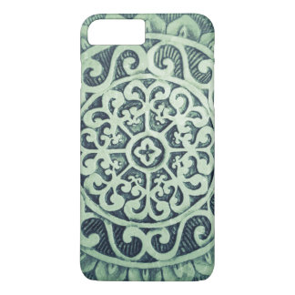 Tribal Flower Design iPhone 8 Plus/7 Plus Case