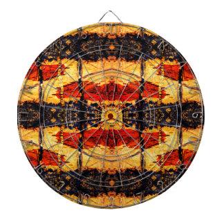 Tribal Fusion Dartboard