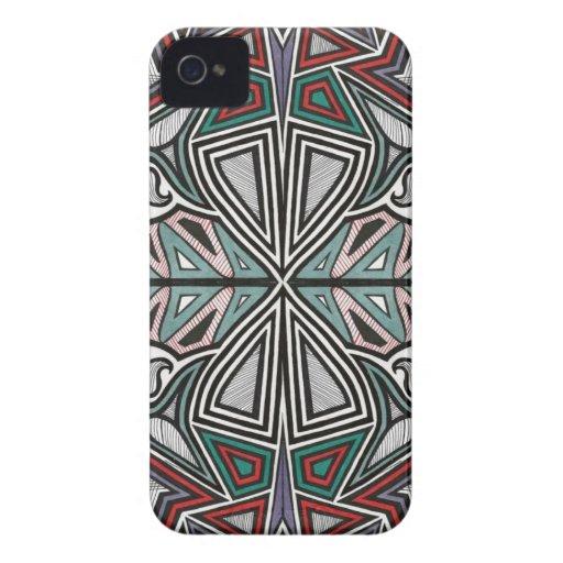Tribal Graffiti Blackberry Bold case