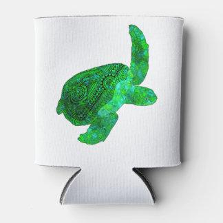 Tribal Green Sea Turtle
