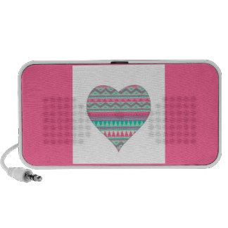 tribal heart speaker system