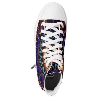 Tribal high tops converse Designer Sneakers