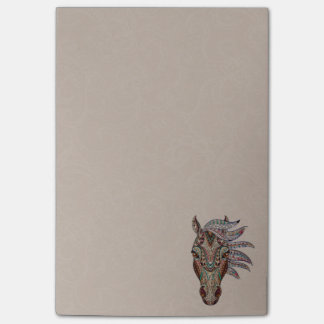 Tribal Horse Post-it® Notes