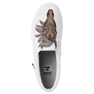 Tribal Horse Slip-On Shoes