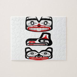 Tribal Identity Jigsaw Puzzle