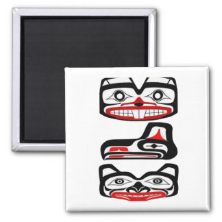 Tribal Identity Magnet