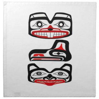 Tribal Identity Napkin