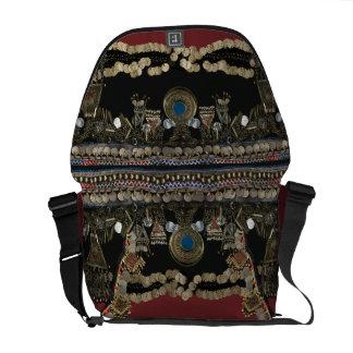 Tribal Kuchi Belly Dance Courier Bag