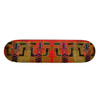 Tribal Kuna Spirits Skateboard