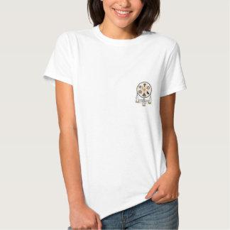 Tribal Large Logo Ladies Shirt