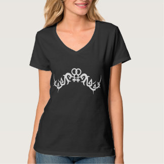 Tribal Lesbian (Dark) T-Shirt