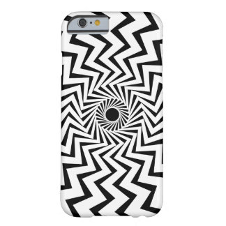 Tribal Lightning Bolt Barely There iPhone 6 Case