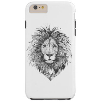 Tribal Lion Phone Cover