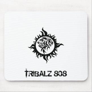 Tribal lion & Tribal sun 2, TRIBALZ 808 Mouse Pad