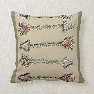 Tribal Modern Comfortable Throw Pillow