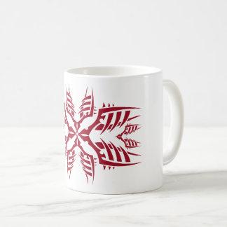 Tribal mug 7 network to over white