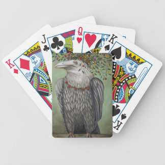 Tribal Nature Bicycle Playing Cards