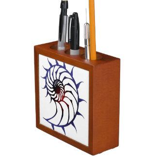 Tribal Nautilus Desk Organiser