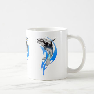 Tribal Orca Classic Mug