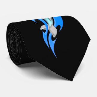 Tribal Orca Tie