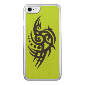 Tribal Ornament Carved iPhone 8/7 Case