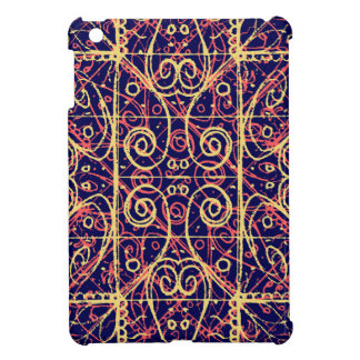 Tribal Ornate Pattern iPad Mini Case