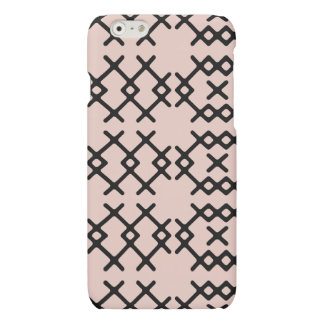 Tribal Pale Dogwood Pink Nomad Geometric Shapes