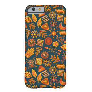 Tribal Pattern Barely There iPhone 6 Case