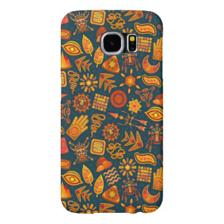 Tribal Pattern Samsung Galaxy S6 Cases