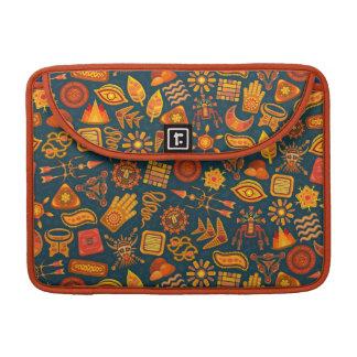 Tribal Pattern Sleeve For MacBooks