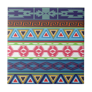Tribal Pattern Tile