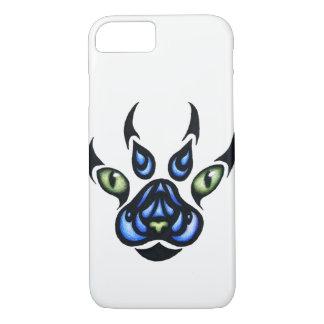Tribal Paw Print - Phone Case