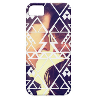 Tribal Photo Cutout Design Case For The iPhone 5